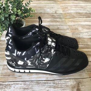 Men's Adidas Powerlift 3 Black Weightlifting Shoes